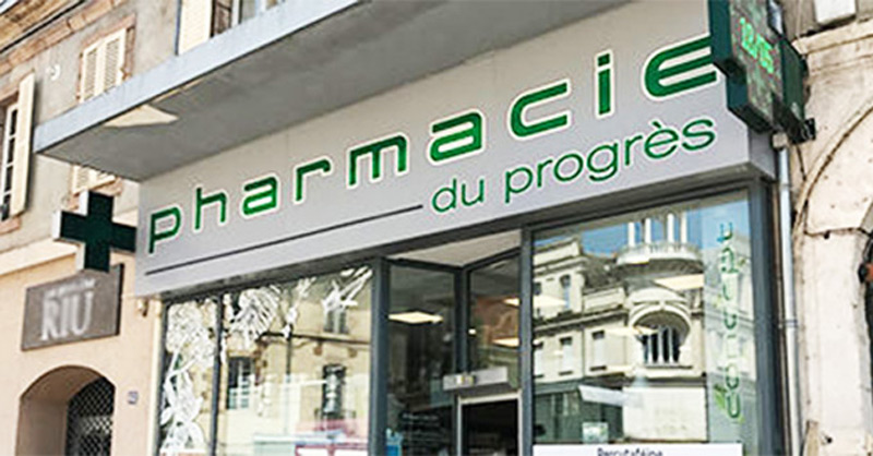 Pharmacie Moulins